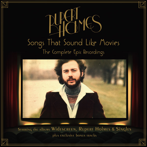 RUPERT HOLMES LATEST RELEASE