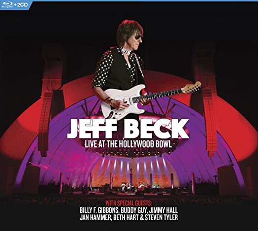 "Jeff Beck ""Live At The Hollywood Bowl"""