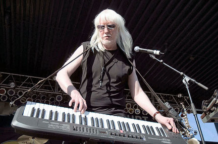 """Edgar Winter Interview: """"Johnny Will Forever Remain My Greatest Musical Hero Of All Time"""""""