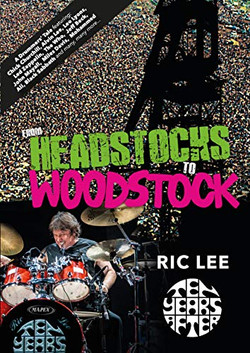 From Headstocks to Woodstock: A Drummer's Tale Paperback –