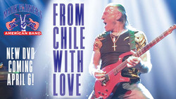 From Chile With Love  DVD