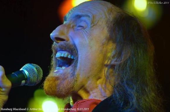 Arthur Brown Interview