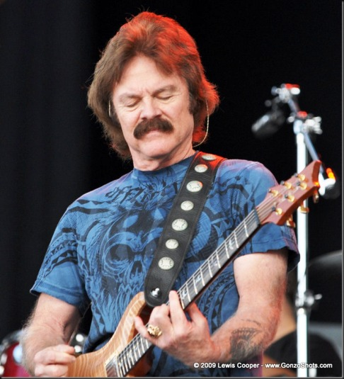 Tom Johnston Interview