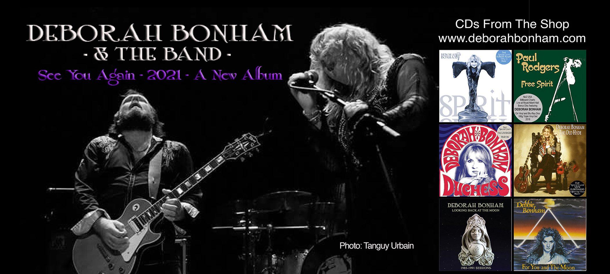 Deborah Bonham & Peter Bullick