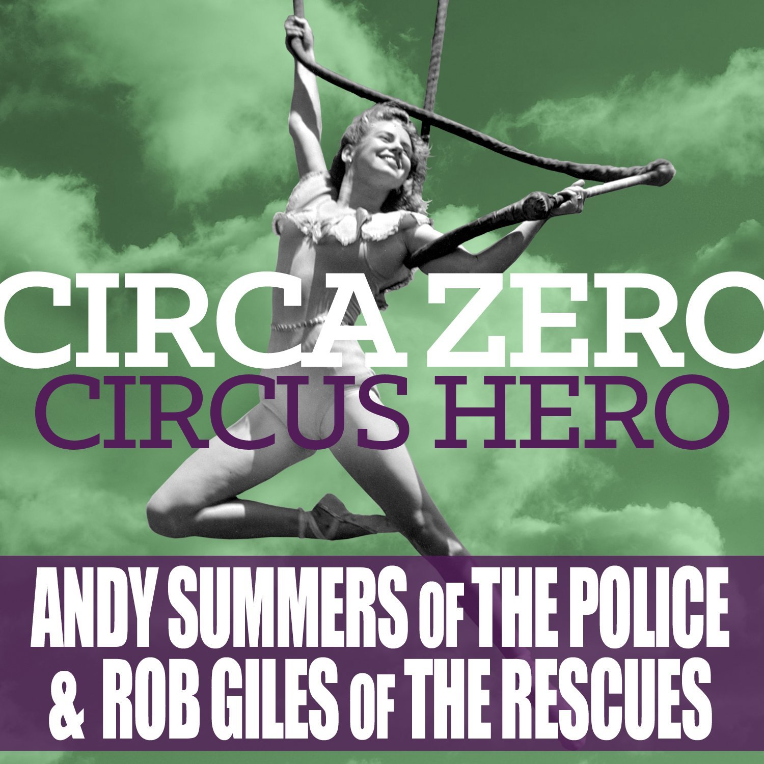 ANDY SUMMERS/CIRCA ZERO