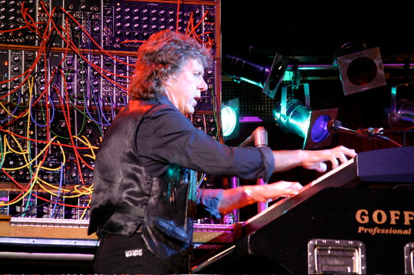 Keith Emerson Interview: 'ELP' Keyboard & Moog Synthesizer Wiz -'Live CD' with Greg Lake