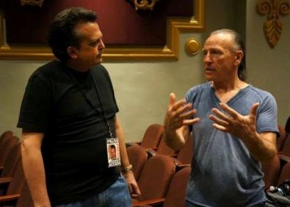 Ray with Mark Farner