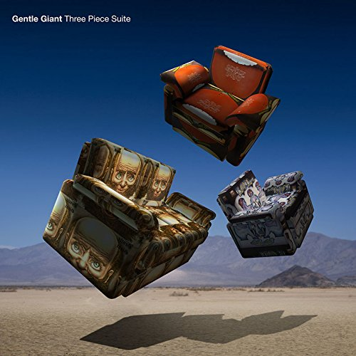 GENTLE GIANT-THREE PIECE SUITE