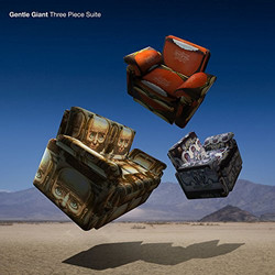 GENTLE GIANT-THREE PIECE SUITE