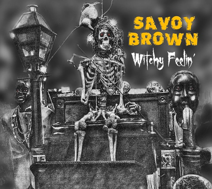 WITCHY FEELIN' BY SAVOY BROWN