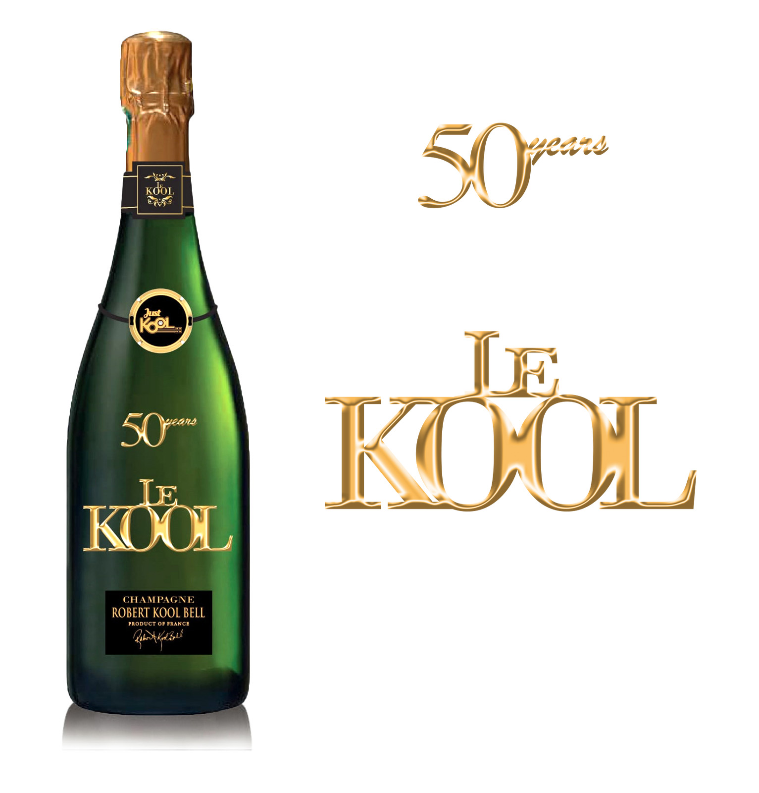 Just Kool Champagne