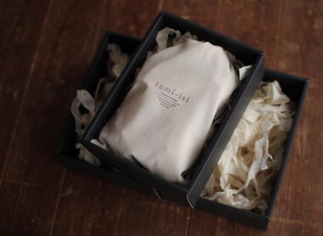 tumi-isiのパッケージ
