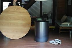S_table / 丸テーブル