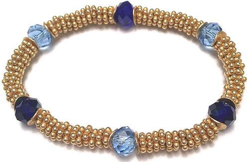Coco Bracelet in Mermaid Blue