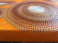 Detail of Orange Space