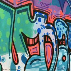 Sail Away Graffiti