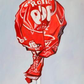 Red Tootsie Pop