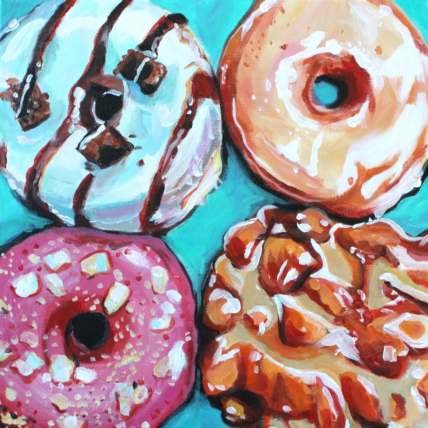 Donut Monster Donuts