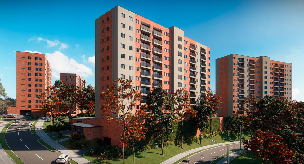 Cámbulo - Apartamentos en Rionegro