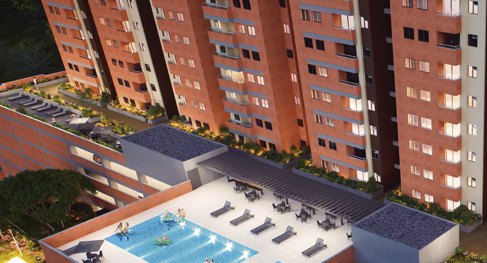 Reserva del Bosque - Apartamentos Itagüí