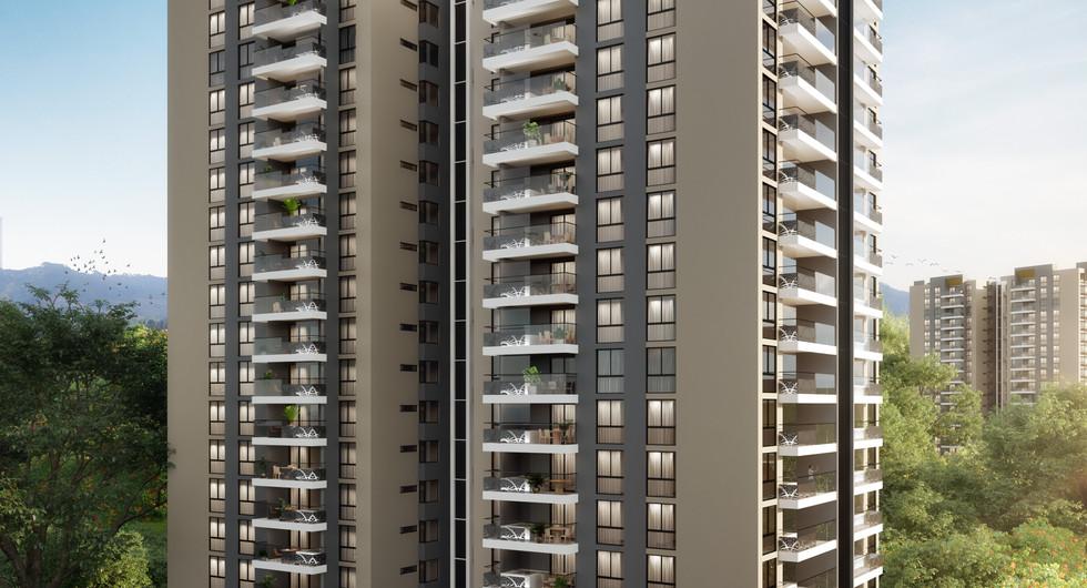 Solarum Aire Vivo - Apartamentos en Cerritos