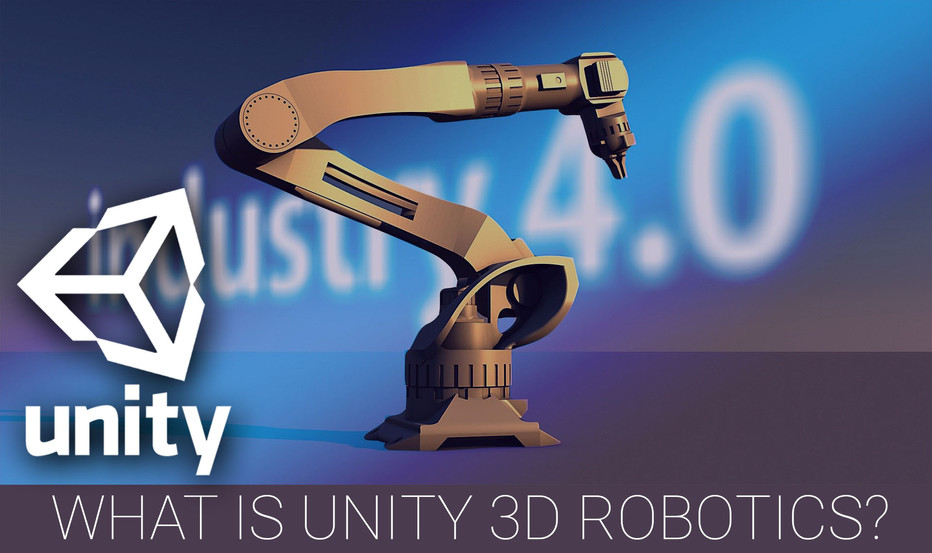Unity 3d Crosses over to Robotics Testing