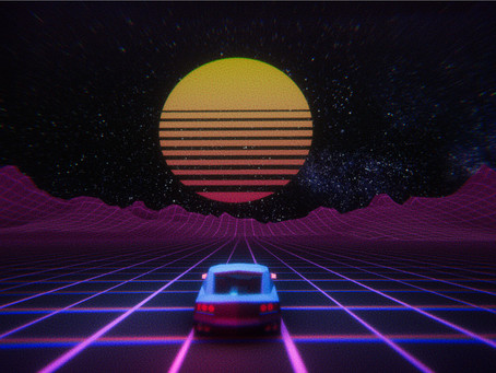 Unity 3D Tutorial   How To Make Synthwave Skybox