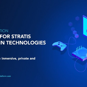 Stratis Blockchain SDK | Cryptocurrency And Unity Games