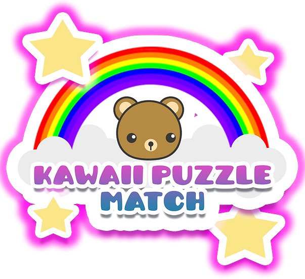 Kawaii puzzle Match