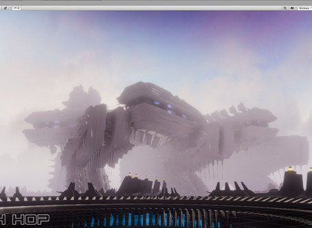 Unity 3D Post Processing Study   Tech Hop