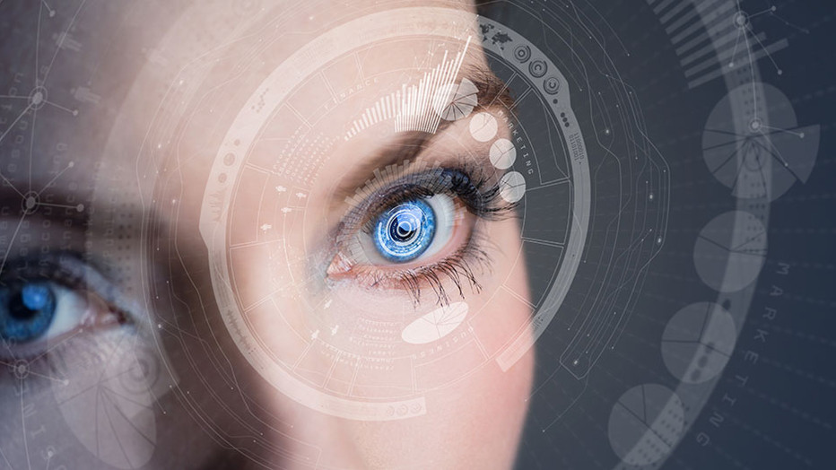 AR Contact Lenses | Augmented Reality In Your Eye