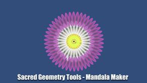 The Sacred Geometry Kaleidoscope