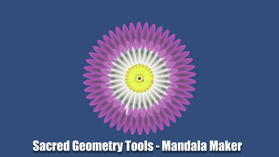The Sacred Geometry Kaleidoscope