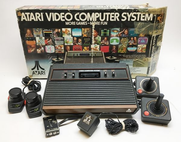 atatri game system for sale