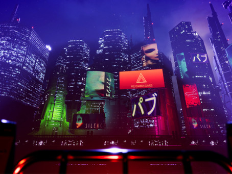Create A Cyberpunk World With Unity 3D