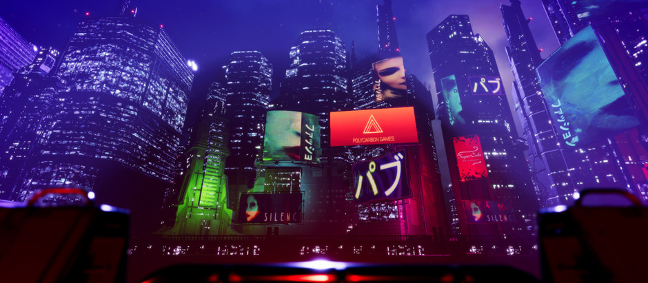Create A Cyberpunk World With Unity 3D
