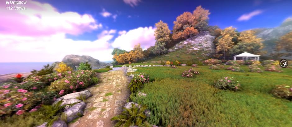 Progress on VR meditation App coming soon