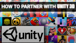 How To Partner With Unity - Indie Game Accelerator Program