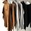 Thumbnail: ウールカシミヤ 配色ハイネックセーター (A2030302)