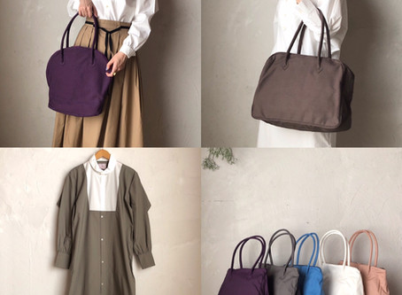 2020AW collection 続々と入荷しています!