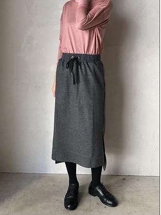 ウール スリットスカート(TF2030255)