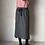 Thumbnail: ウール スリットスカート(TF2030255)