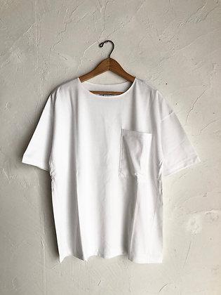 INFINITE by silva 半袖ポケット付きカットソー(TF2030406)