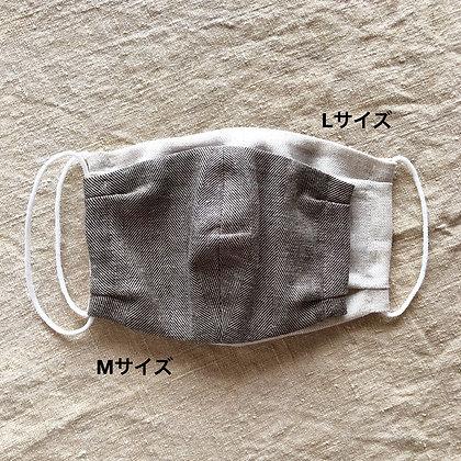 オリジナル布マスク(アロマオイル付き)