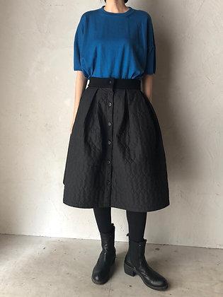 ウールカシミヤ ベルト付きセーター(TFAW-2004)