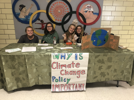 Starting a High School Green Club for Zero Dollars and Zero Cents