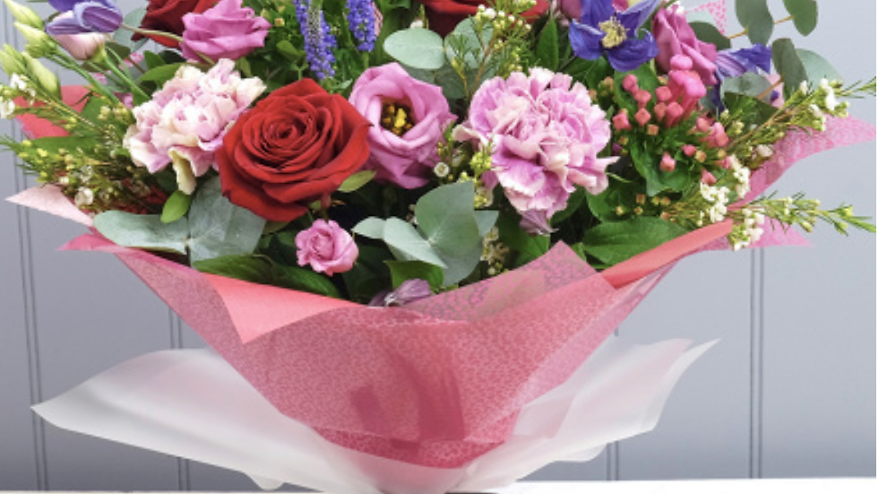 Valentine's pink mix xlarge