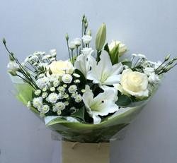 sympathy lilly aqua bouquet.jpg