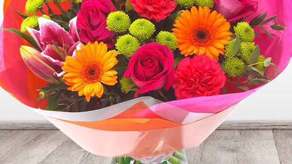 Vibrant Bouquet Large