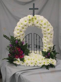 gates of heaven funeral tribute.jpg